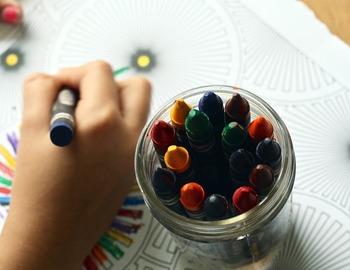 ensemble des crayons