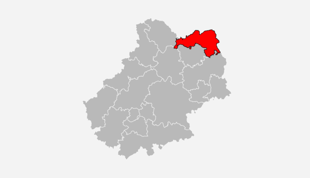 Canton Cere et Segala
