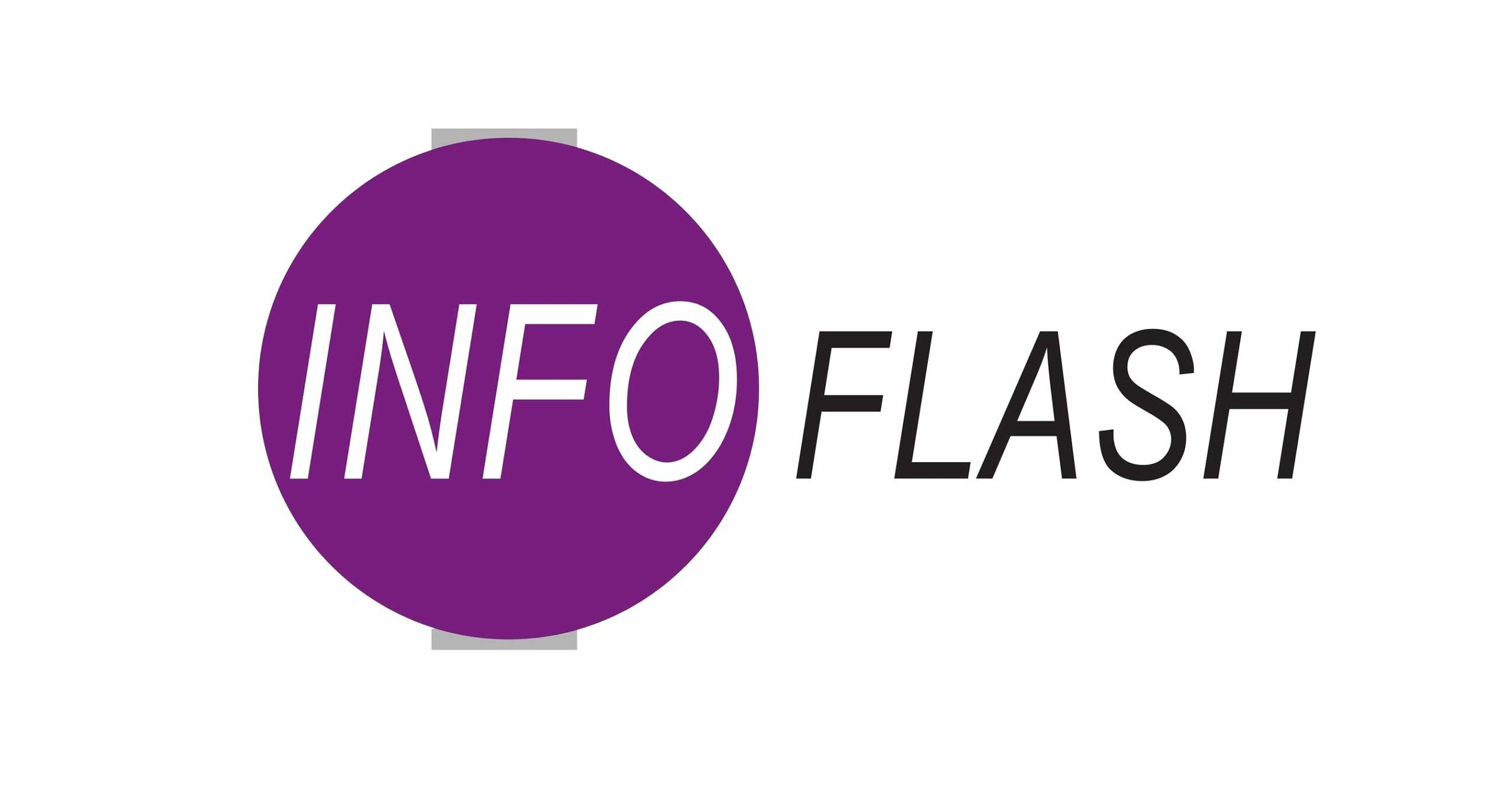 Logo INFO FLASH