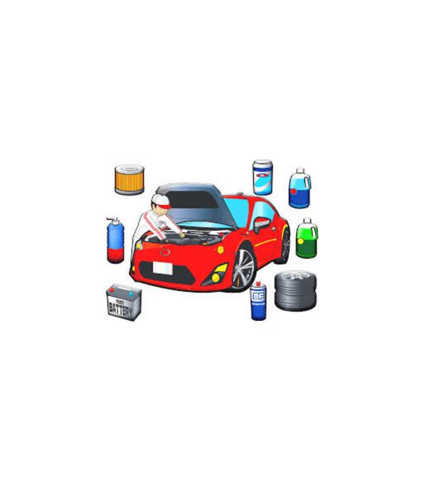 maintenance voiture